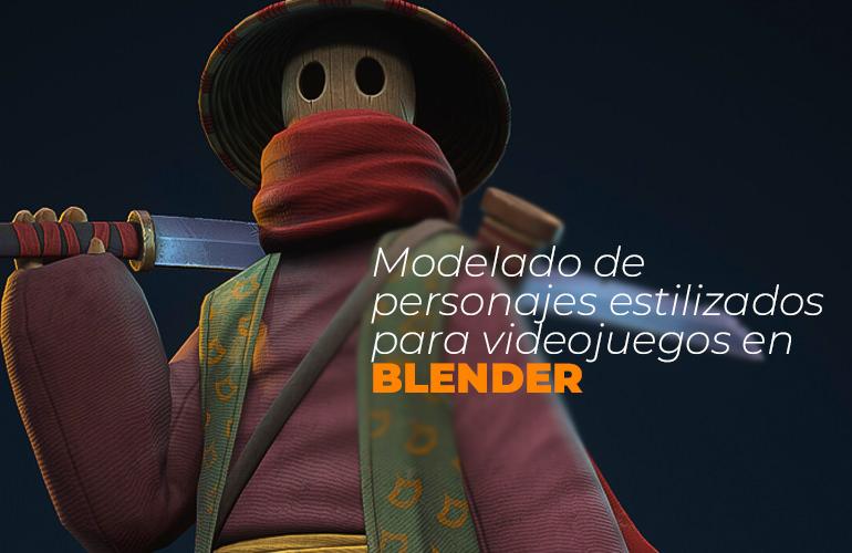Modelado de Personajes en Blender