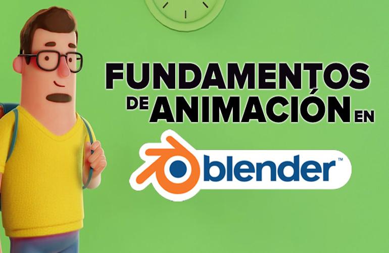 Fundamentos de Animación en Blender